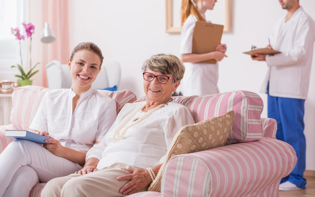 Downsize Your Home 5 Advantages of Independent Senior Living