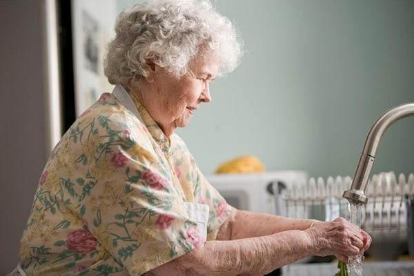 safe seniors at home